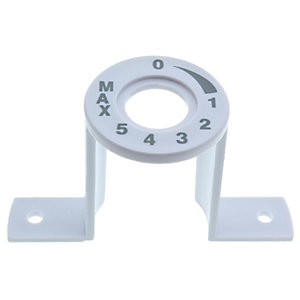 Potterton 213075 Thermostat Lettering Post