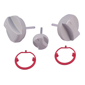 Vaillant Control Knobs (Grey) 0020074963