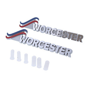 Worcester 8716 1068 080 Badge - Worcester