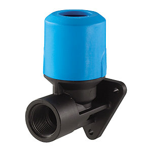 "JG Speedfit Blue MDPE Elbow 20mm x 1/2"" - UGPWB2014"