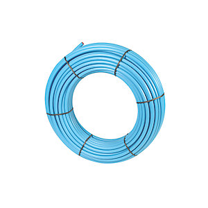 Wavin MDPE Blue Pipe Coil 20mm x 100m - 20PW100