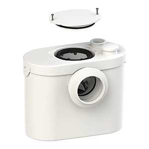 Saniflo Up Toilet Macerator Pump