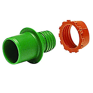 "Plasson High Density Class D Compression Fit Pipe Connector 1"" x 32 mm - 7789010"