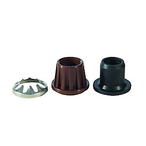 Plasson Reducing Adaptor for Copper Pipes 25mm x 22mm - 7438022