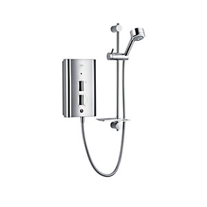 Mira Escape Thermostatic Electric Shower Chrome