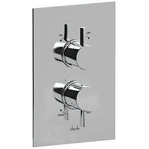 Abode Harmonie Thermostatic Mixer Shower AB2202