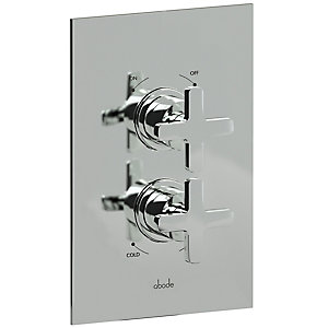 Abode Serenitie Thermostatic Mixer Shower (Concealed) AB2206