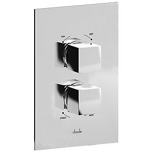 Abode Zeal Thermostatic Mixer Shower AB2209
