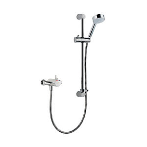 Mira Miniduo Thermostatic Mixer Shower (Exposed)