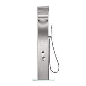 Roca Essential 2.0 Hydro Massage Thermostatic Shower Column Shower 2H0423000