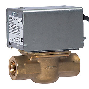Honeywell Home 2-Port Motorised Zone Valve 1 Inch BSP V4043H1080/U