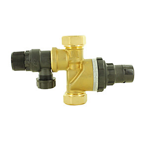 Hrae 95605897 - Cold Water Combination Valve Complete