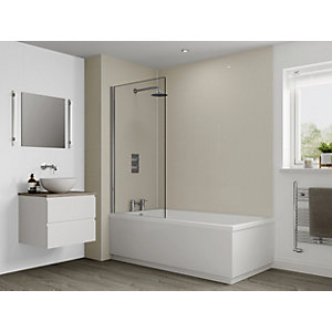 Multipanel Classic Bathroom Wall Panel Hydrolock Natural India