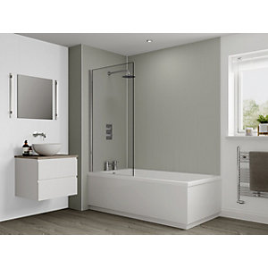 Multipanel Heritage Bathroom Wall Panel Hydrolock Marlow Linewood