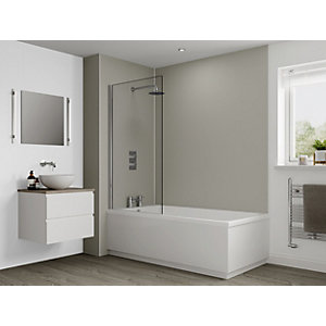 Multipanel Heritage Bathroom Wall Panel Hydrolock Sarum Twill