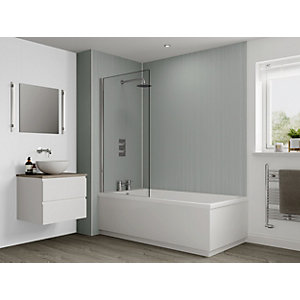 Multipanel Heritage Bathroom Wall Panel Hydrolock Winchester Linewood