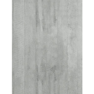 Multipanel Linda Barker Collection Bathroom Wall Panel Square Edged Concrete Formwood