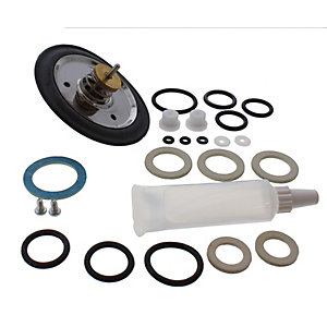 Alpha 3.013391 Diverter/Flow Valve Seal Kit