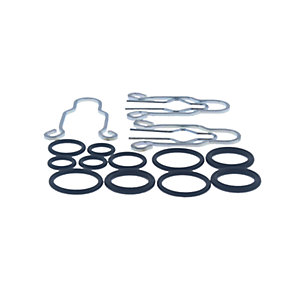 Baxi 241568 O Ring and Spring Clip Kit