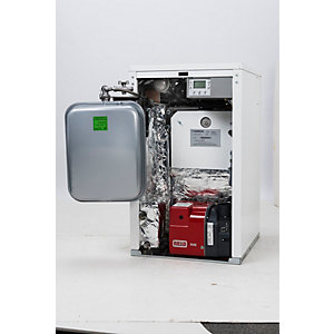 Warmflow Agentis Internal 33kW Combi  Oil Boiler I33C