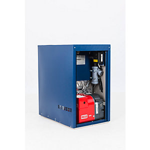WARMFLOW AGENTIS BLR HOUSE 21KW OIL BLR
