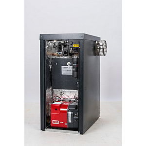 Warmflow Agentis External Pumped Pro 21kW Oil Boiler