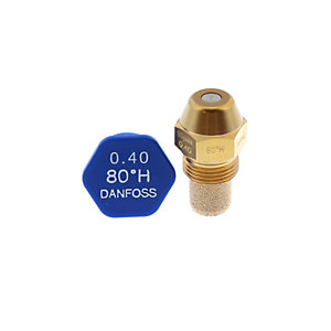 Danfoss Oil Nozzle 0.40 X 80 Degree 'H' 030H8904