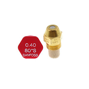 Danfoss Oil Nozzle 0.40 X 80 Degree 'S' 030F8904