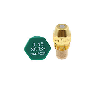 Danfoss Oil Nozzle 0.45 X 80 Degree 'ES' 030F8306