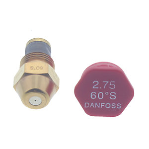 Danfoss Oil Nozzle 2.75 X 60 Degree 'S' 030F6138
