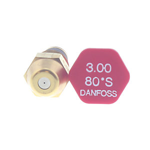 Danfoss Oil Nozzle 3.00 X 80 Degree 'S' 030F8140
