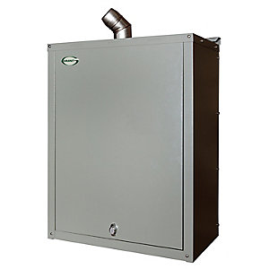 Grant Vortex Eco External 16-21 21kW Wall Hung Oil System Boiler VTXSOMWH16/21