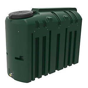 Harlequin 1225ITE High Specification Bunded Oil Tank Complete & Tankpack