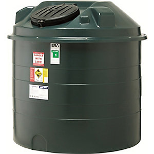 Harlequin 1450Ite High Specification Bunded Vertical Oil Tank Complete & Tankpack