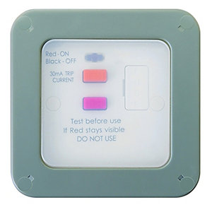 BG 13A RCD Switched Fused Spur - WP55RCD