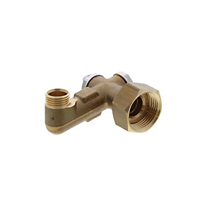 Andrews E921 Pump Elbow & Vent Union