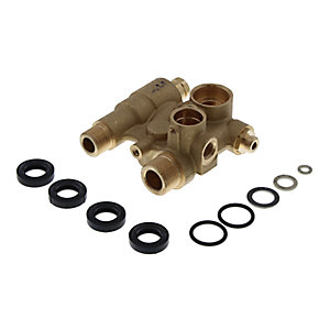 Baxi 7212005 Brass Return Assembly 10L