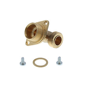 Worcester 87161066080 Flow Connector Elbow