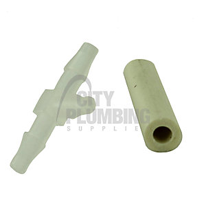 Worcester 87161412050 T Piece - Moulding Ref 416Teep