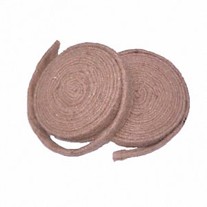 Celafelt Felt Pipe Insulation 15/22mm 24ft Roll