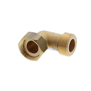 Alpha 1.015625 Heating Flow/Return Pipe 18mm
