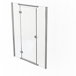 Kudos Infinite Pivot Door Shower Enclosure 1200 mm (Left Hand) 4HD120LHS