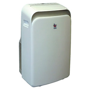 Pump House 3.5kW Portable Air Conditioning Unit - Heating & Cooling