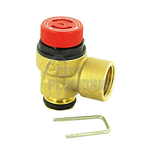 Ideal 173977 Pressure Relief Valve Kit