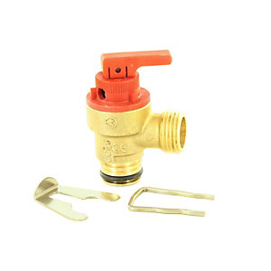 Vaillant Pressure Relief Valve (3 BAR) 178985