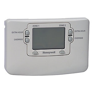 Honeywell Home ST9500C 7-Day 2 Zone Programmer ST9500C1015