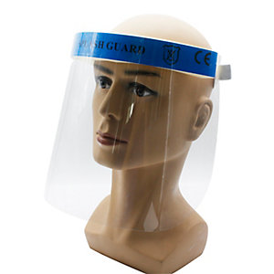 Anti Splash/Fog Face Shield Visor 33 x 22cm