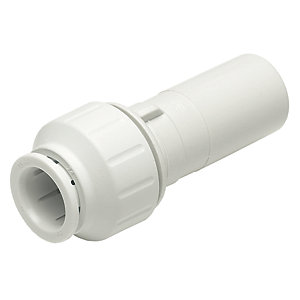 JG Speedfit Reducer White 28mm x 15mm - PEM062815W