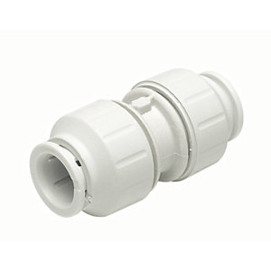 JG Speedfit Straight Connector 22mm - PEM0422W