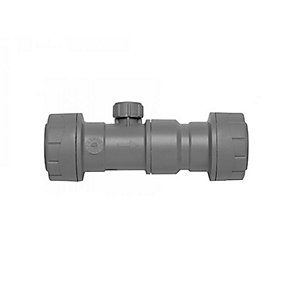 Polypipe PolyPlumb Double Check Valve 15mm PB3715